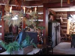 primitive decorated homes primitive home tour youtube