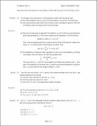 hwk 5 problem set 5 math 430 amcs 530 solutions are to be placed