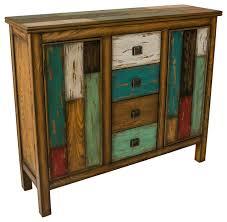 distressed wood storage cabinet storage designs