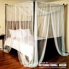 bed canopy curtains crown on wall tikspor four poster bed canopy romantic bedroom