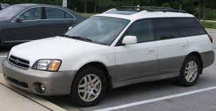 subaru cars white file 2000 2004 subaru outback wagon jpg wikimedia commons