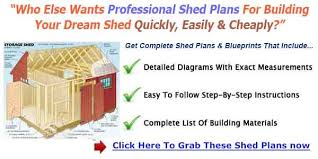 How To Build A Lean To Shed Plans by Lean To Shed Plans U2013 Free Diy Blueprints For A Lean To Shed