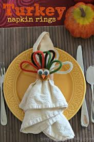 turkey napkin ring here s a way to make turkey napkin rings for kids napkin