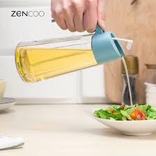 distributeur cuisine l huile d olive et le vinaigre bouteille d huile burettes et sauce