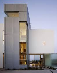 Minimalist Modern Minimalist Modern House With Concrete Cladding Exterior Concrete