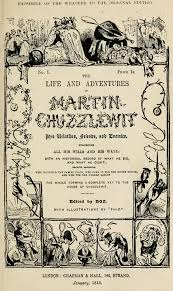 very short biography charles dickens life and adventures of martin chuzzlewit by charles dickens