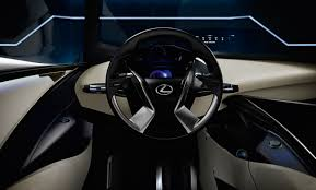 lexus uk military sales geneva 2015 lexus lf sa concept arrives the truth about cars