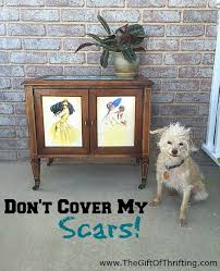 no paint or stain cabinet makeover hometalk