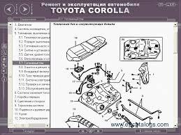 toyota manual corolla 1992 1998