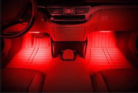 Led Light For Car Interior Led Light Car Interior Red Color U2013 Downtowntop Com