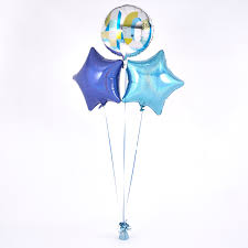 40th birthday delivery 40th birthday the big 40 blue balloon bouquet inflated free
