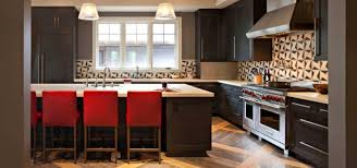 what color tile goes with brown cabinets 23 brown tile design ideas for your kitchen bath sebring
