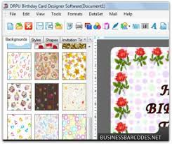 Online Birthday Invitation Card Maker Free Modern Birthday Card Design Software Free Download Rfah4n0