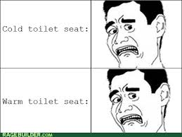 Warm Toilet Seat Meme - 7am and i go back to sleep meme by endedbeginnings memedroid