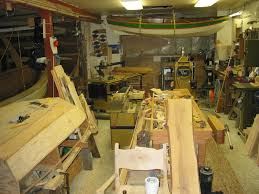Two Story Workshop Woodworking Workshop Gary Porter