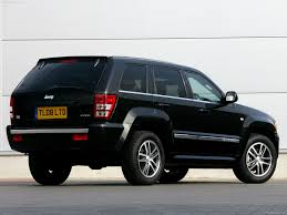 jeep grand cherokee limited jeep grand cherokee s limited uk 2008 picture 8 of 18