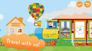 game train for kids android apps on google play