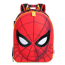 spider man backpack personalizable shopdisney