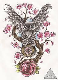 owl design by sarahannymermans on deviantart