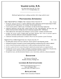nursing resume with experience free many professional experience and registered nurse resume