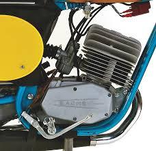 motocross action mag classic motocross iron 1971 monark 125mx aesenal mx