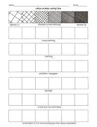 19 best art lesson worksheets images on pinterest drawing