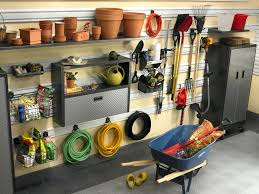 garage storage systems to organize things the home redesign design