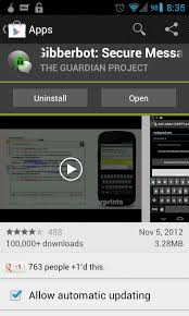 orweb apk mobile location anonymity proxying im and email through