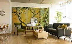 Wallpaper Living Room Ideas For Decorating For Goodly Wallpaper - Wallpaper living room ideas for decorating