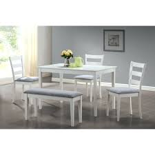 dining table and bench ikea dining table and bench homelegance