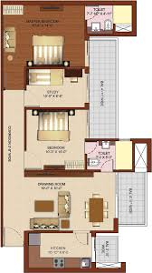 1229 sq ft 2 bhk floor plan image rg luxury homes available rs