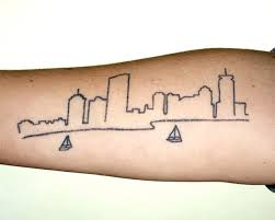 new bcae exhibit documents boston marathon tattoos events