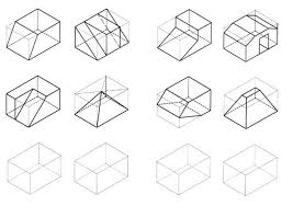 isometric drawing dibujo técnico technical drawing pinterest