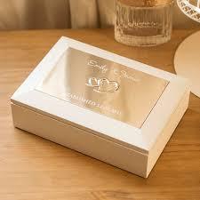 Personalised Keepsake Box Personalised Couples Keepsake Box Gettingpersonal Co Uk