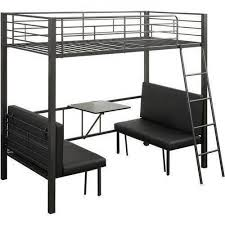 Loft Bed Without Desk Loft Beds Walmart Com