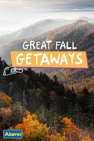 fall vacations best places to travel in september october