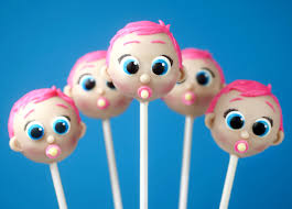 Halloween Baby Cakes by Storks Cake Pops U2013 Bakerella Com