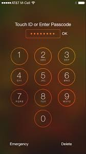 how to set a complex iphone numeric passcode that doesn u0027t