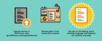 Upload My Resume For Job by How A Free Expert Review Helped Me Improve My Resume Cv 300