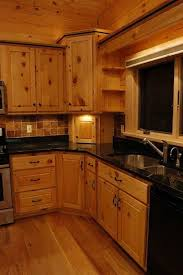 modern kitchen with unfinished pine cabinets durable pine amazing black kitchen cabinets that are right on trend for 2018