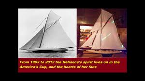 Radio Controlled Model Boat Plans Building The Remote Control Model Yacht Reliance Youtube
