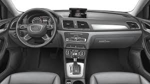 Audi Q3 Interior Pictures Audi Q3 2015 Dimensions Boot Space And Interior