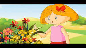 parts of a flower functions for kids kindergarten