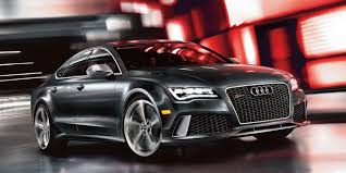 audi r 7 2016 audi a7 s7 rs7 vehicles on display chicago auto