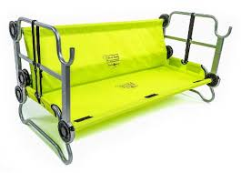 Portable Bunk Beds Disc O Beds Are Portable Bunk Beds For And Adults The Gadgeteer