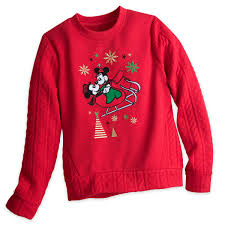 mickey and minnie mouse sweater for shopdisney