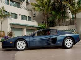 1987 testarossa for sale 1987 used testarossa at sports car company inc serving