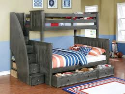 full image for large size of bunk bedswooden bunk beds with steps kids bunk beds with