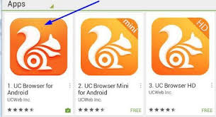ucbrower apk uc browser app free from 9app apk store 9apps