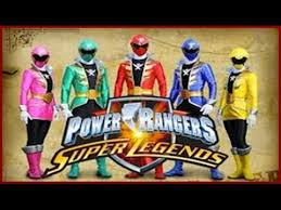 power rangers super legends gameplay power rangers